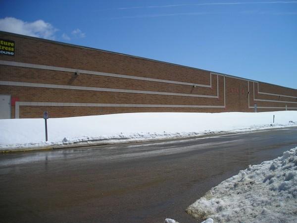 Blank Wall - Brookside Mall