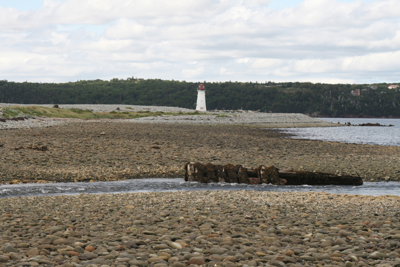 Maugers Beach Lighthouse