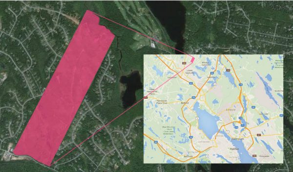 Proposed 265 unit development in the Halifax Region