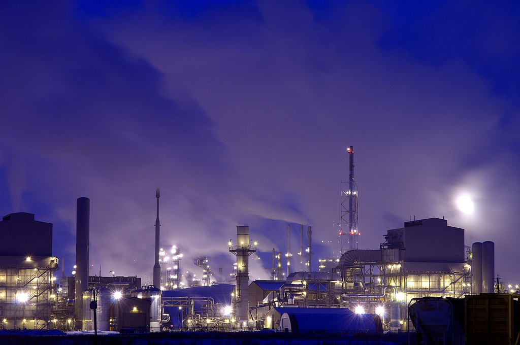 Industry by Moonlight