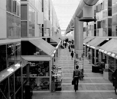 HUB Mall. Courtesy Edmonton Archives