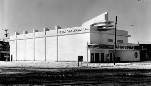 Varscona Theatre. Courtesy Provincial Archives