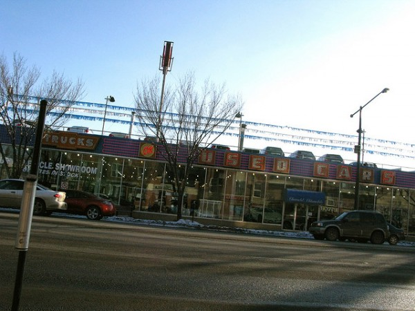 Downtown Edmonton Car Dealerships