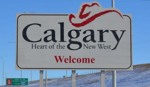 Hello Calgary.