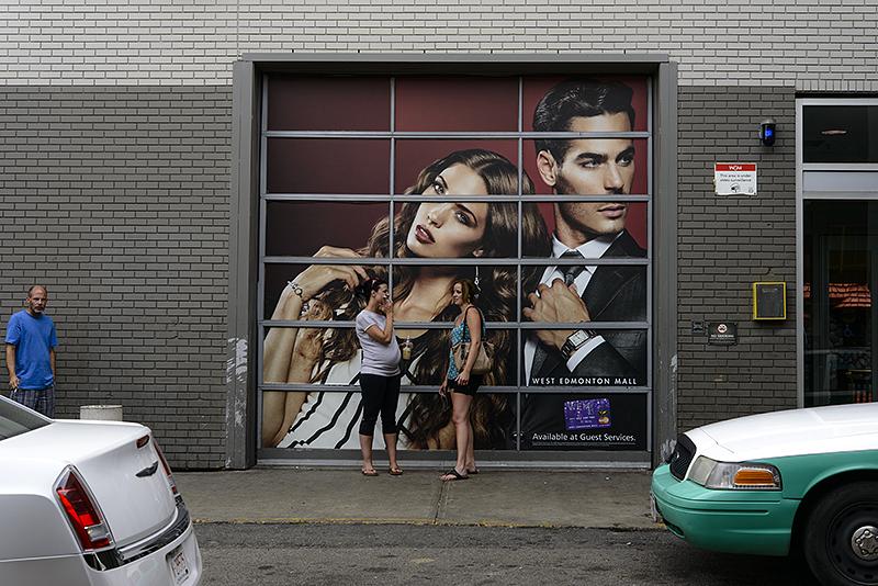 Canada, Edmonton. Aug/16/2014. WEM.