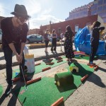 Park(ing) Day. Photo by Tom Young