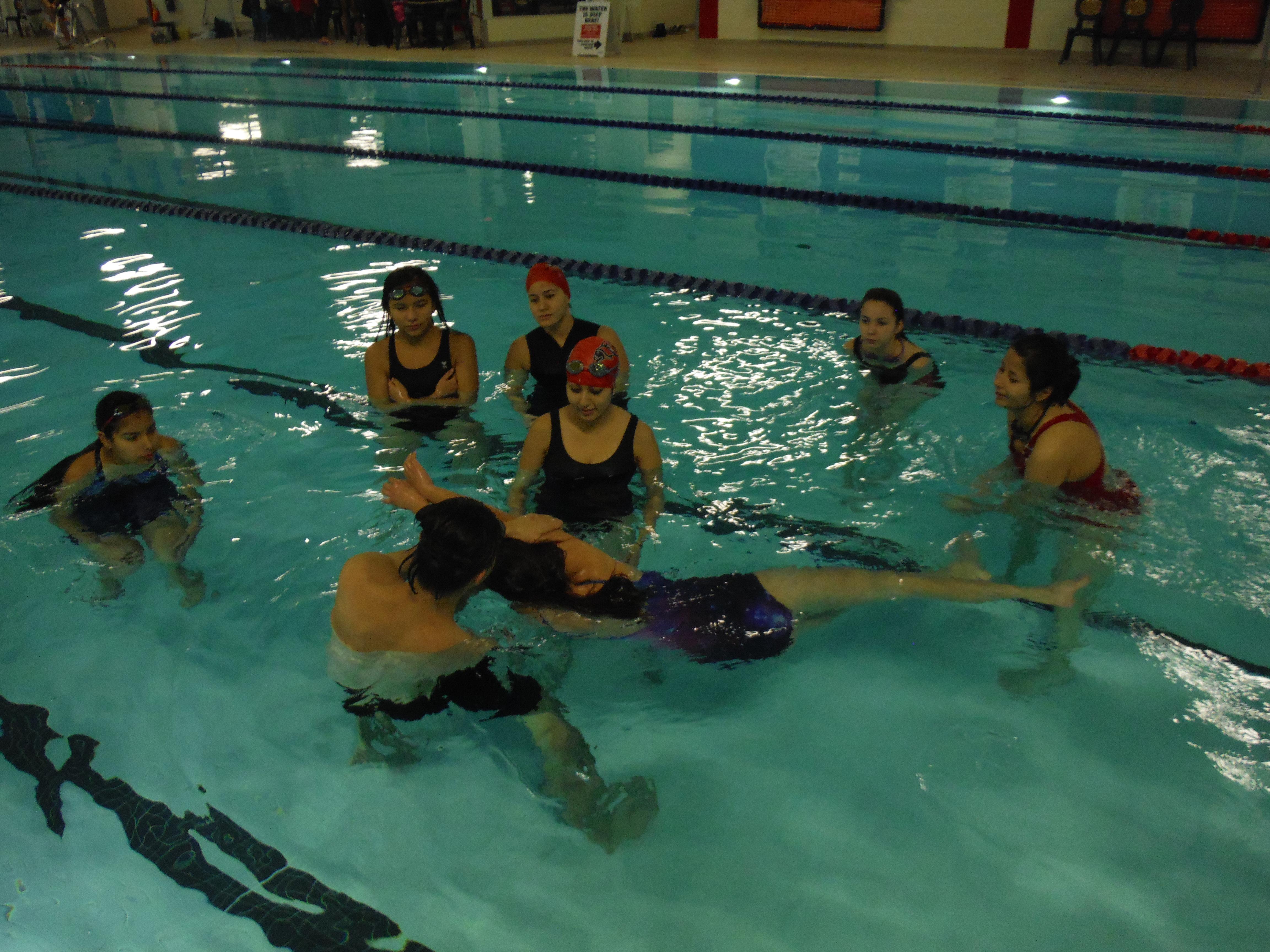 N K N W Edmonton 39 S Aboriginal Youth Leadership Program Spacing Edmonton