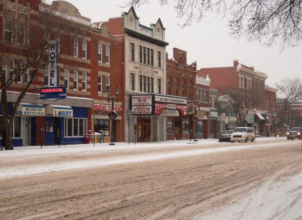 Whyte Avenue, Old Strathcona