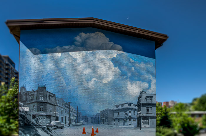 Photo du jour l 39 air du temps mural par phillip adams for Air climatise mural montreal
