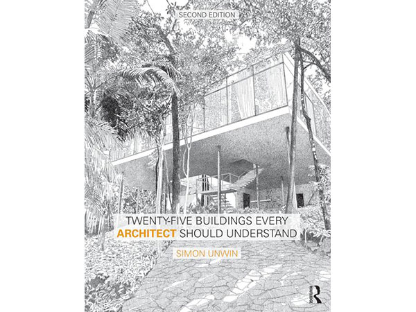 Book review twenty five buildings every architect should - Should i be an architect ...
