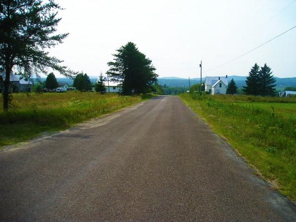 Boyne Road, Hills. Hoyt, NB, near Route 101.