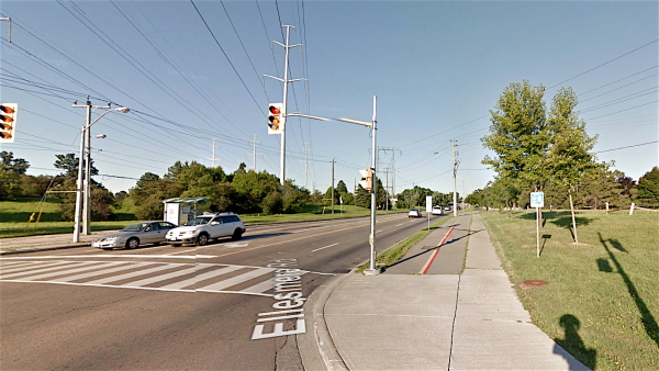 FIGURE 2 Ellesmere Rd. and Military Trail