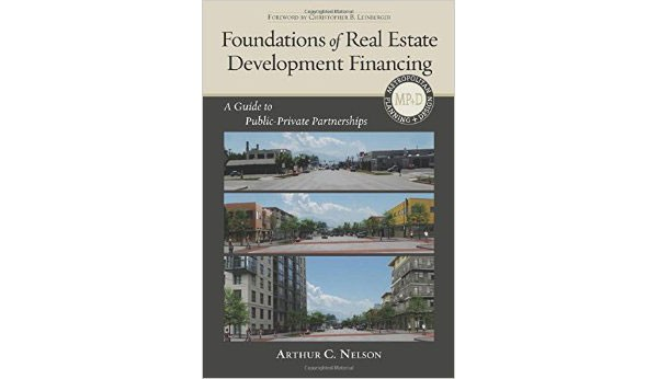 Real Estate Development Finance : Book review foundations of real estate development