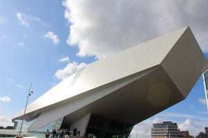 EYE Film Museum, Amsterdam. Photo courtesy of Sean Ruthen.