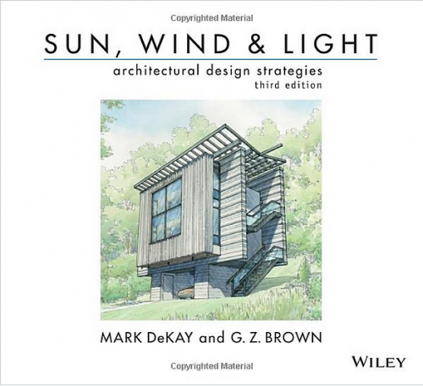Book Review U2013 Sun Wind And Light: Architectural Design Strategies (3rd  Edition)