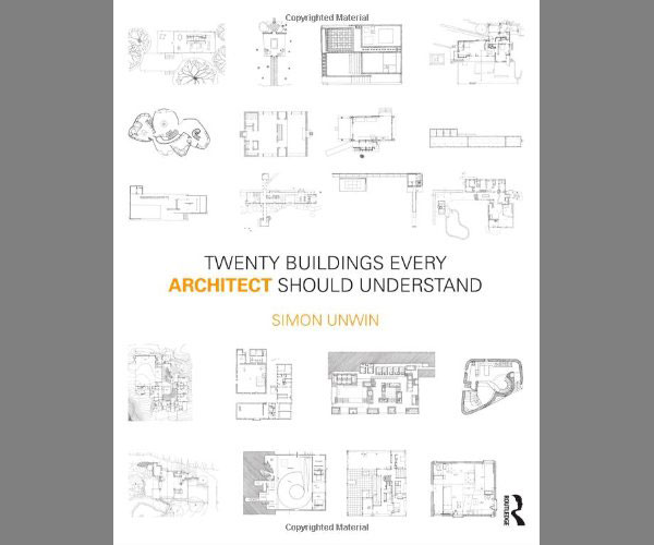 Book Review  Twenty Buildings Every Architect Should Understand