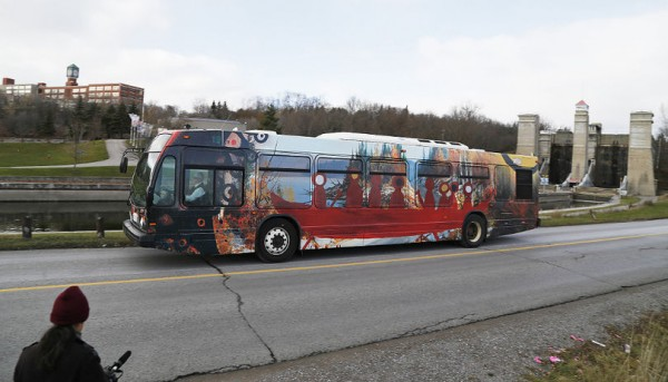jimson bus