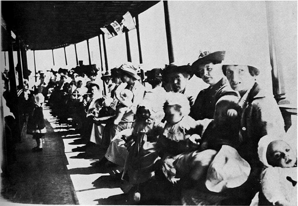 Toronto Island Ferry, c.1908