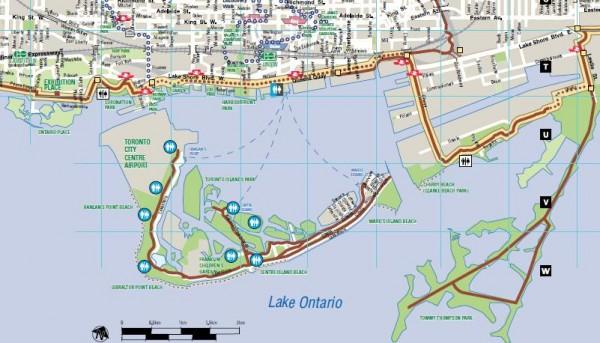 The Toronto Island, 2008 City of Toronto Parks and Recreation