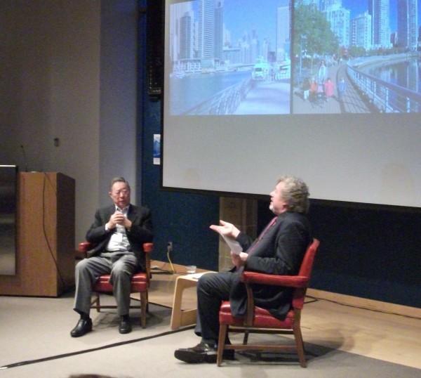 Trevor Boddy and Stanley Kwok April 19 2012