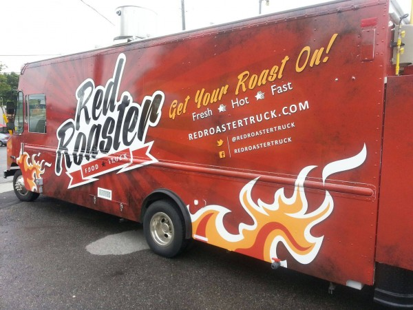 Ottawa Food Trucks - Red Roaster