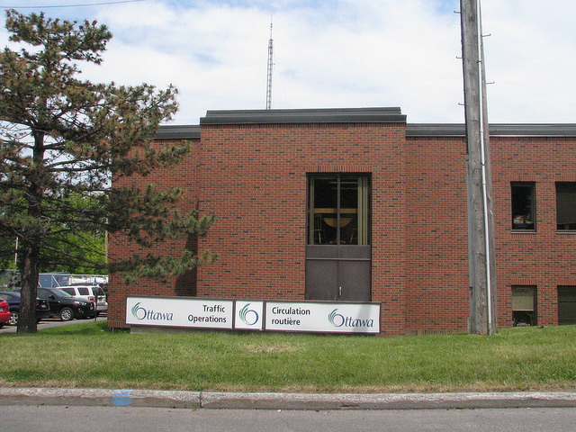 Ottawa Traffic Management Centre