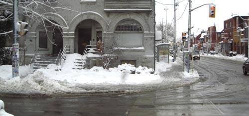snow-harbord