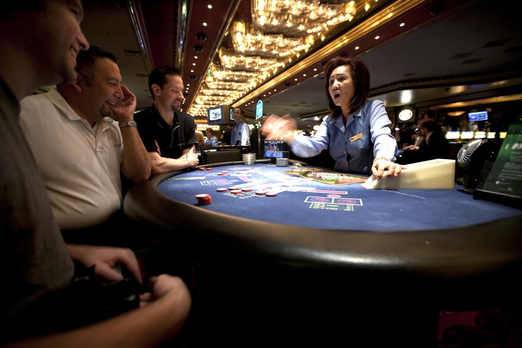 Cabaret du casino de montreal events