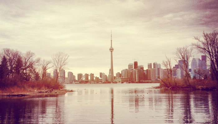 Thinking Local: An Architecture for Humanity Toronto Lecture