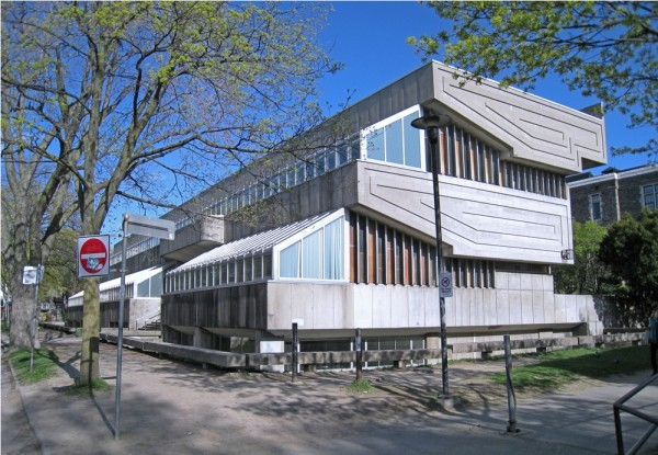 MOD TORONTO: A sculptural art school at Central Tech - Spacing Toronto