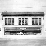 Breay-Nash Motors, Bay St., 1927 photo courtesy Toronto Public Library
