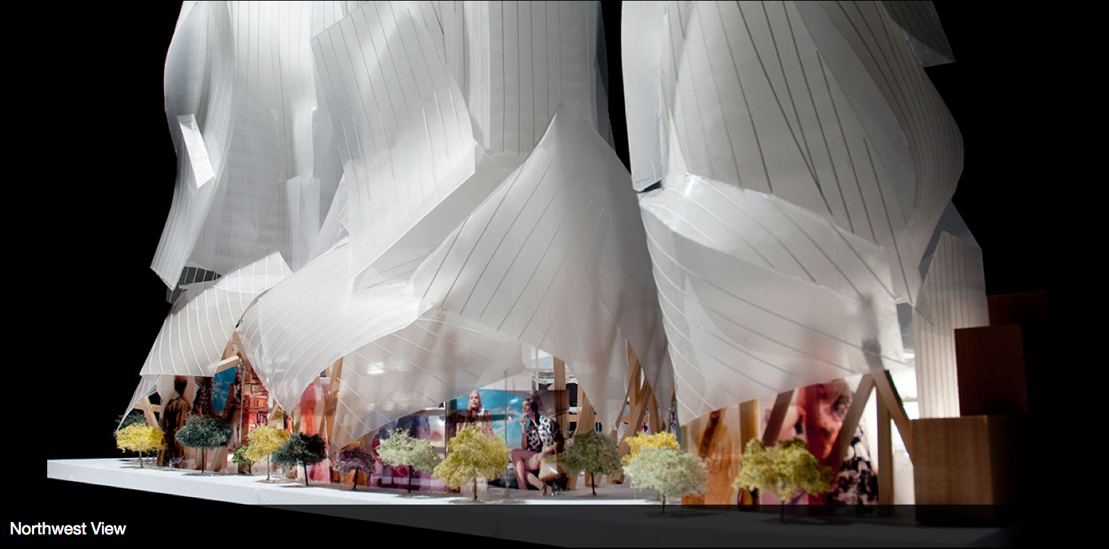 Icon and architecture in the land of mirvish gehry