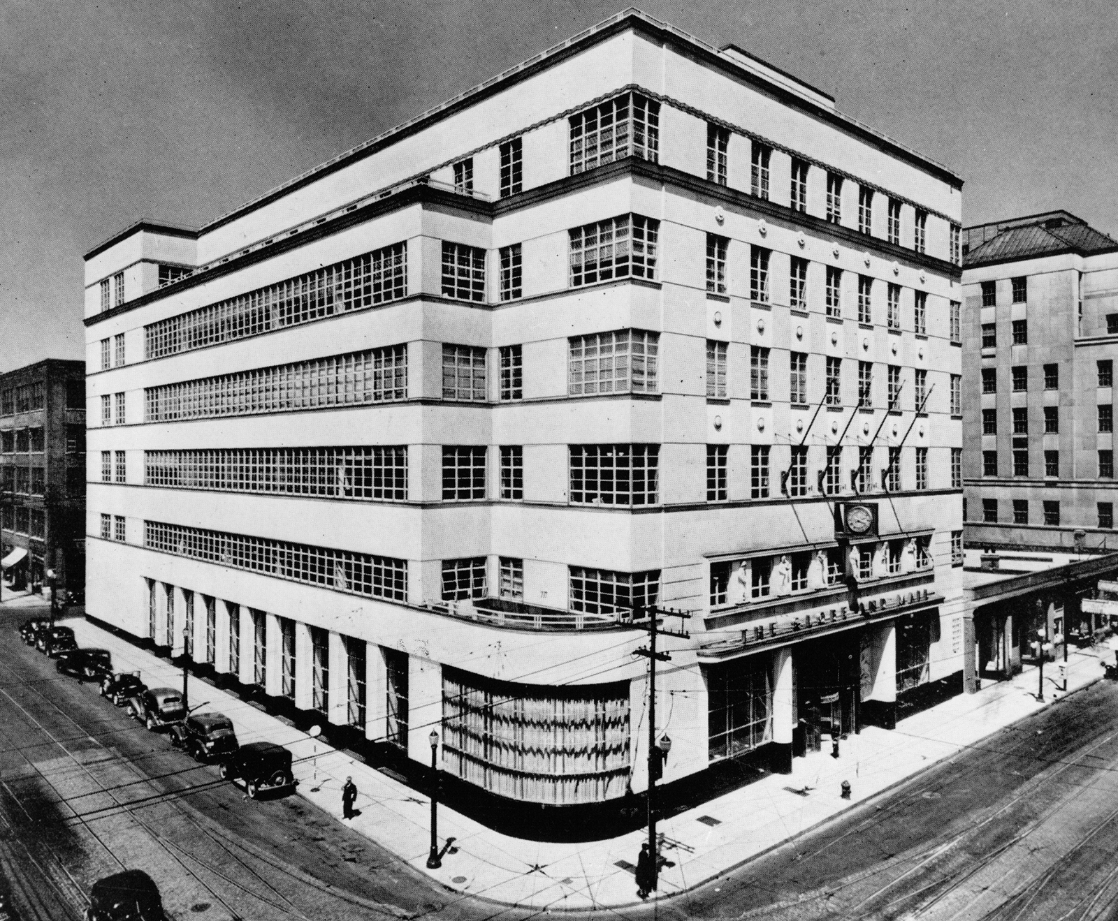 Event art deco and style moderne in toronto photo exhibit spacing toronto for Moderne deco