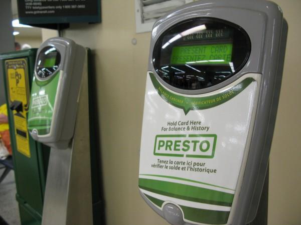 how to buy presto card