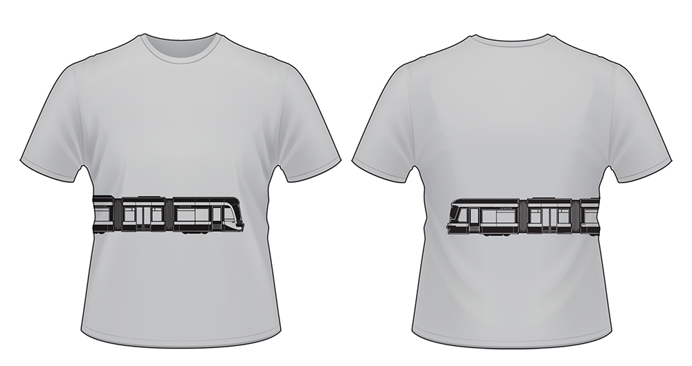 preorder new streetcar profile t shirts spacing toronto. Black Bedroom Furniture Sets. Home Design Ideas