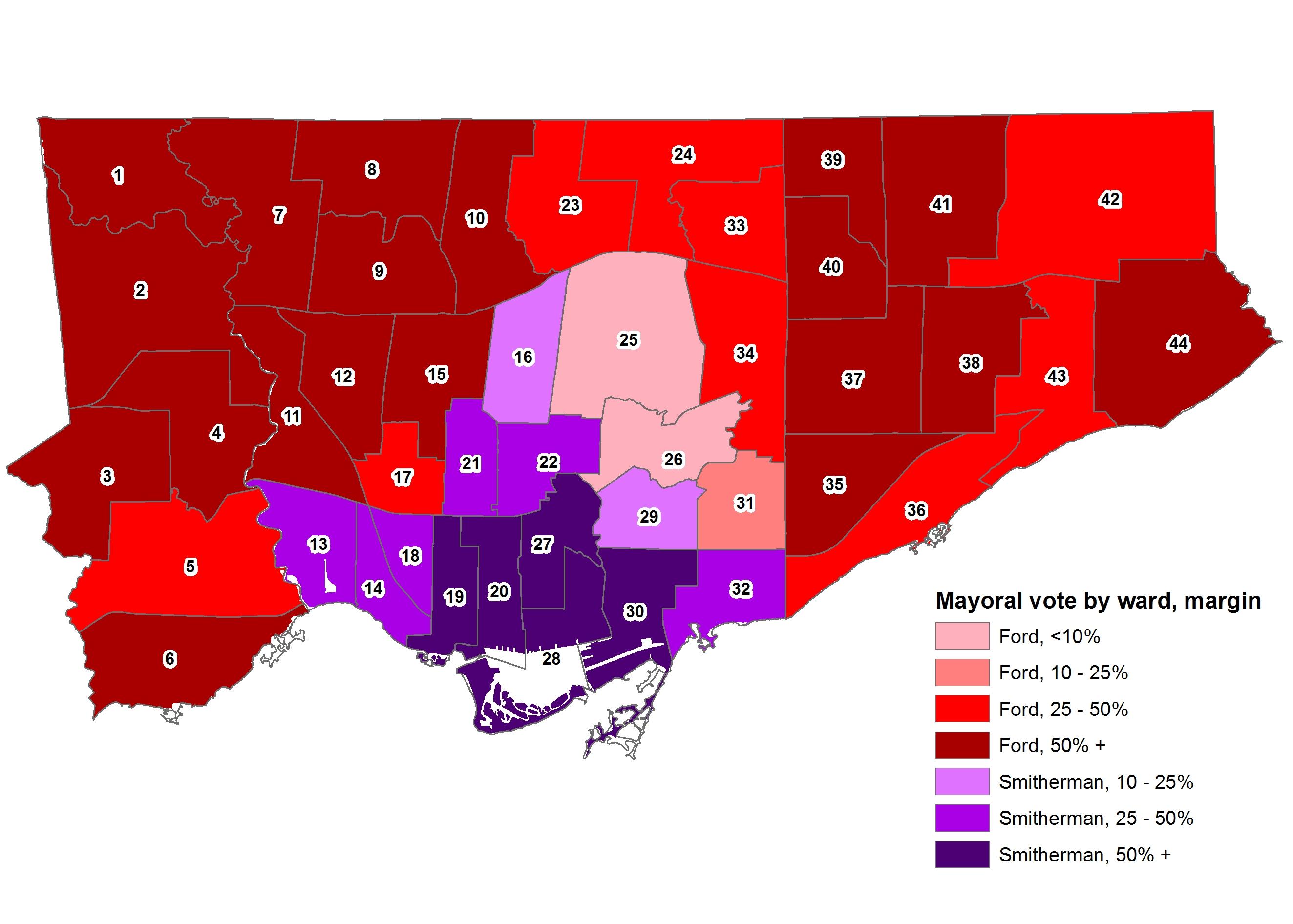 Toronto ward 28 boundaries in dating 7