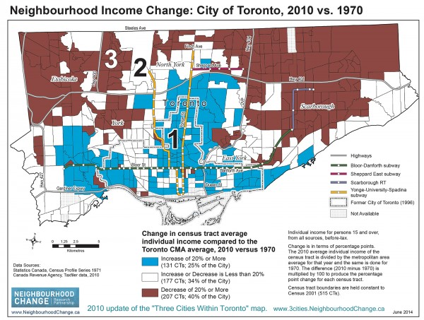 2014 Mayoral Vote and INCOME and THREE CITIES - Table and NCRP 4 maps-1