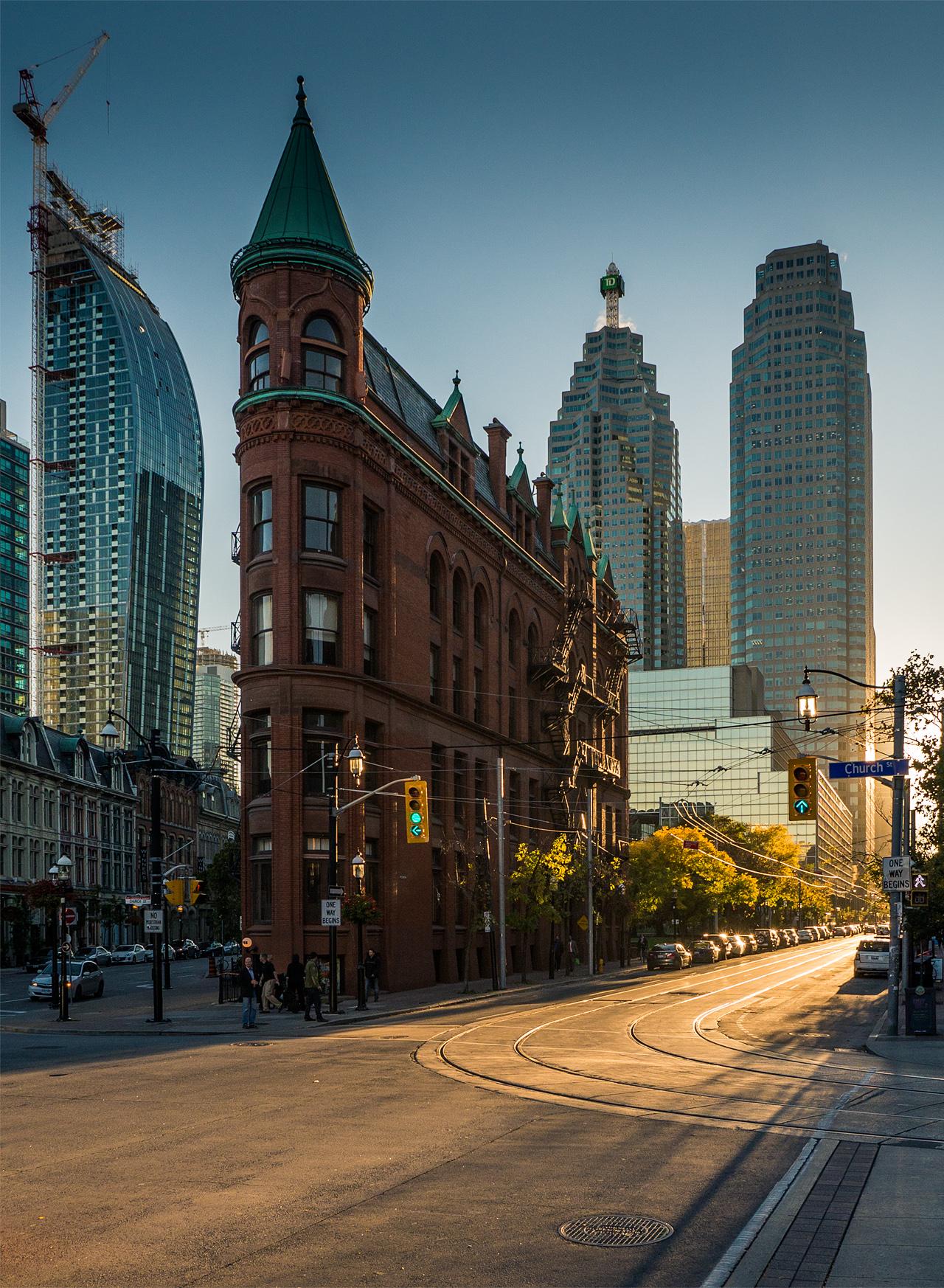 Nicknaming The Toronto Skyline