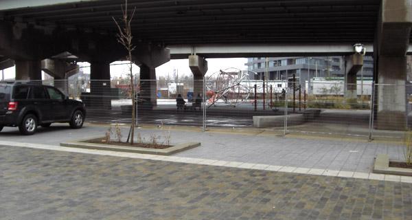 Trolley Lane, Underpass Park