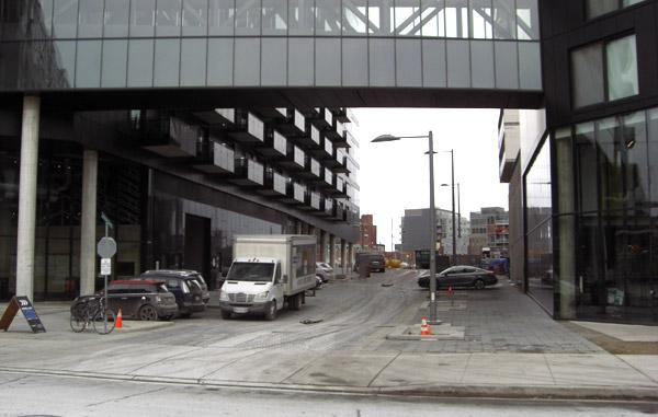 Trolley Lane East
