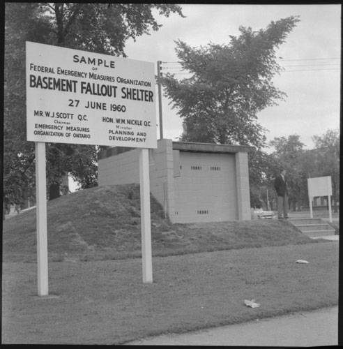 toronto fallout shelter