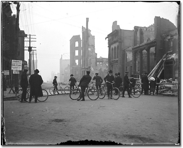 Great-Fire-1904---Archives-of-Ontario