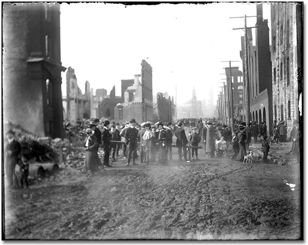 Great-Fire-1904---Bay---Archives-of-Ontario