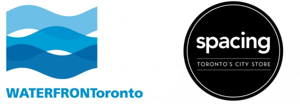 waterfront toronto and spacing store logo