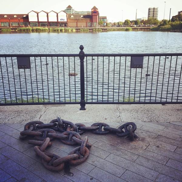 Canada-Water-Dock