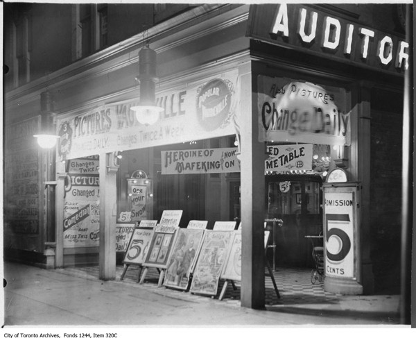 Mary-Pickford-Theatre-NW-C-of-Queen-&-Spadina---1910ish