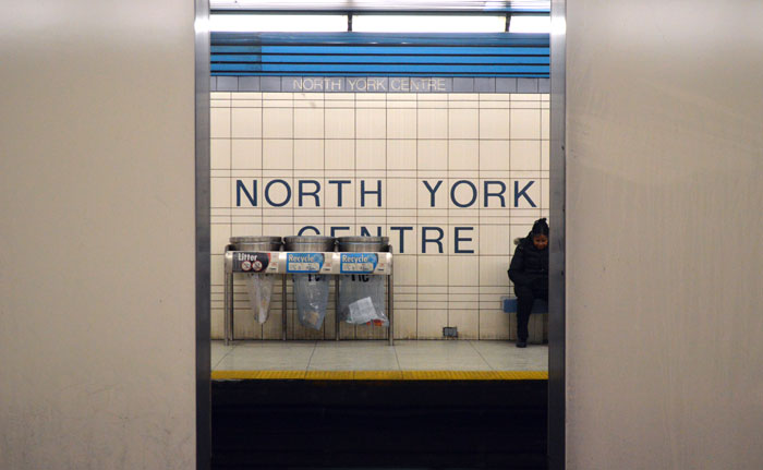 ttc north york centre