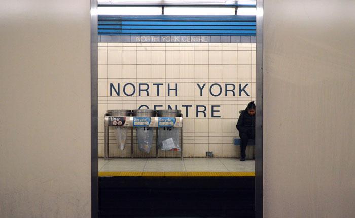 ttc north york centre