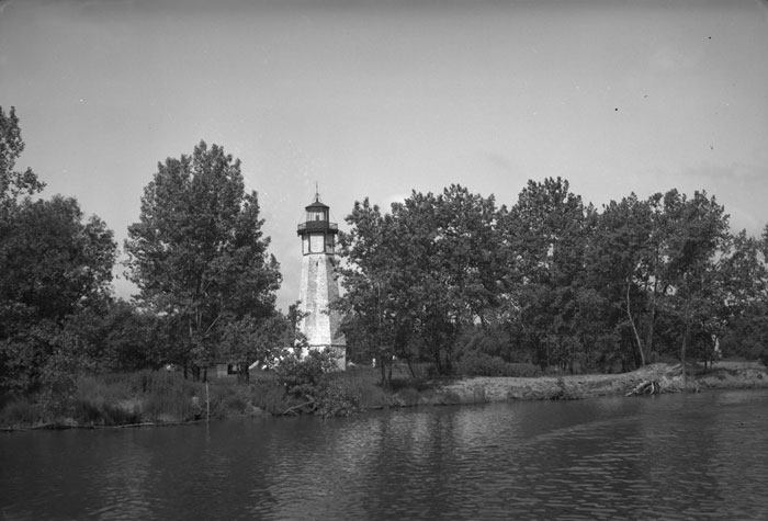 toronto island lighthouse