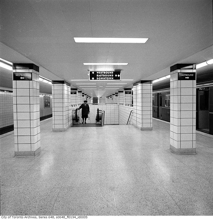 toronto bay station